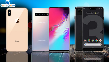 Top 3 Cell Phones