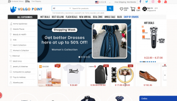 VolgoPoint Shopping - Most Trusted Online Shop in USA During COVID19