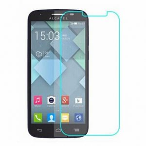 0.26mm Tempered Glass Film for Alcatel One Touch Pop C7 - Transparent