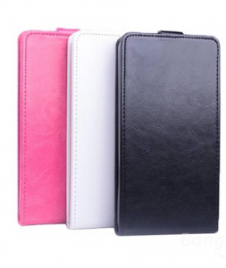 Flip PU Leather Protective Case Cover Stents Version For LG F60