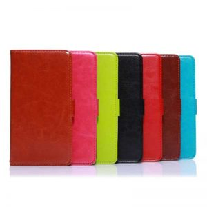 Genuine Fine Sheep Pattern Printing Money Leather Case For Lenovo