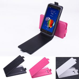 Magnetic Flip PU Leather Protective Case For Lenovo A789