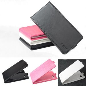 Flip PU Leather Protective Case For Lenovo A880