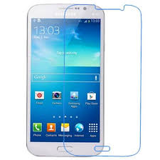0.3mm 2.5D 9H Tempered Glass Film Screen Protector for Samsung Mega 5.8 i9150 / i9152 - Transparent