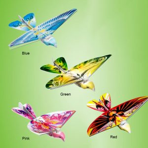 PINK Taibao Flapping Wing RC Aircraft 2.4GHz 2CH RTF Version Bird Design