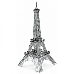SILVER  ZOYO Miniature Tower Model Shape Puzzle
