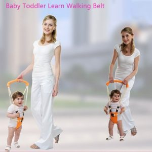 Kid Strap Belt Learn to Walk Baby Toddler Infant  Assistant Helper Harness Keeper
