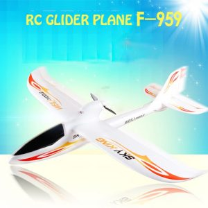BLUE WLtoys F959 Sky King 2.4G 3 Channel RC Aircraft Wingspan RTF Airplane