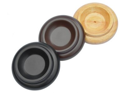 Wooden Caster Cup Set Fitting for Upright Piano Wheel 4 X