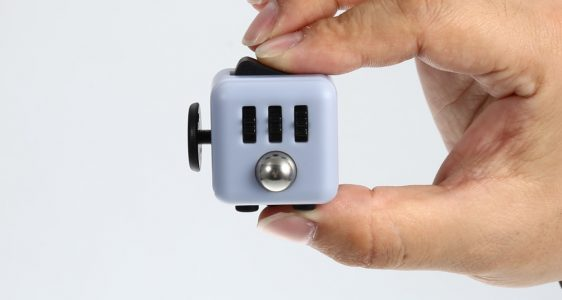 COLORMIX Stress Reliever Magic Fidget Cube for Worker