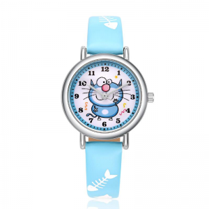 Kids Cartoon Quartz Watch