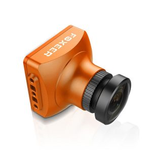 FOXEER Arrow V3 2.5mm 600TVL 4:3 HAD II CCD PAL/NTSC IR Block Mini FPV Camera Built-in OSD MIC