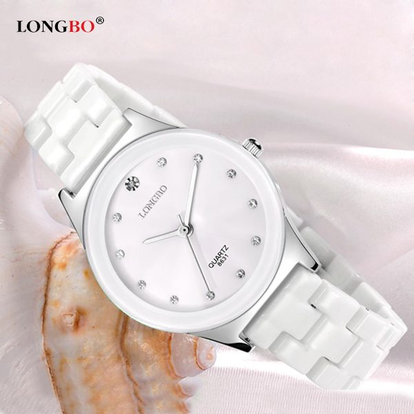 0c16168db85 Ceramic carpus Watch girls Watches girls Luxury whole notable Quartz Watch  feminine Clock Relogio Feminino Montre
