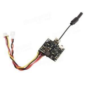 Eachine VTX03 Super Mini 5.8G 72CH 0/25mW/50mw/200mW Switchable FPV Transmitter