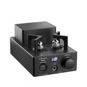 XDUOO TA-20 2000mW HIFI High Performance Balanced Classical 12Au7 Tube Stereo Audio Headphone Amplifier