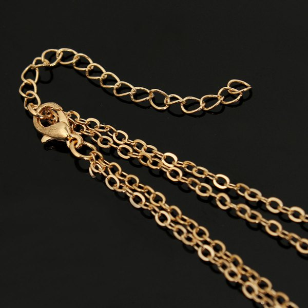 Double Layers Pearl Body Chain