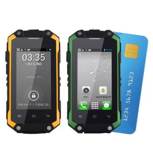 MAFAM J5+ 2.4 Inch 900mAh Dual SIM OTG GPRS Dustproof Waterproof Shockproof Mini Outdoor Smartphone