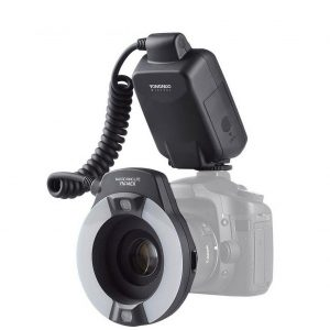 Yongnuo YN-14EX YN14EX Flash Speedlite Macro Ring Flash LED Flash Light for canon EOS