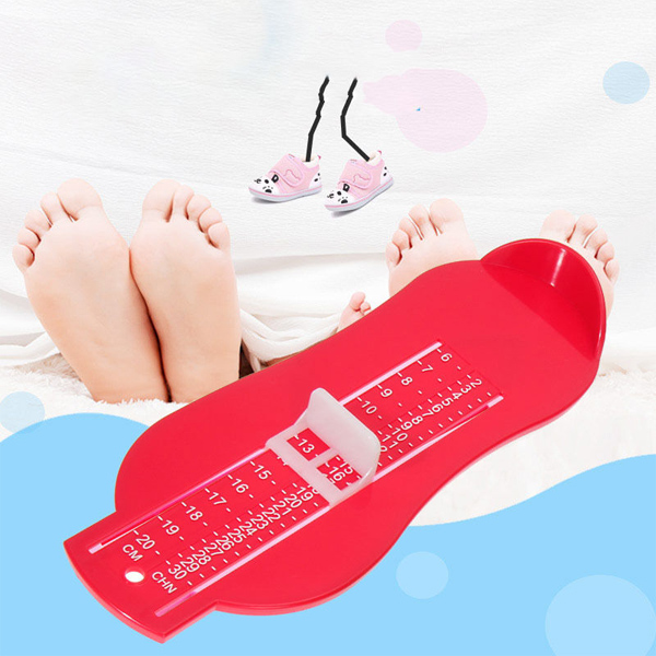 Measure Feet Device Length Gauge Shoes Fitting Devicing Accurate Measure For Kids Shoe Sizer