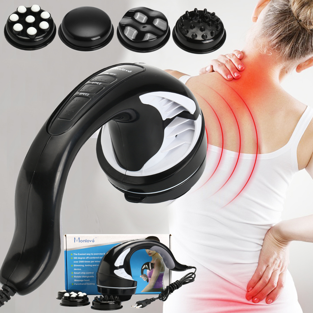 Infrared Electric Loss Weight Anti-cellulite Machine