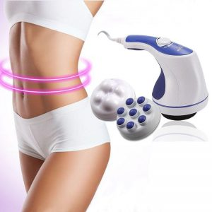 Full Body Push Fat Massage Machine Electric Hand Held Neck Shoulder Arms And Legs Massage