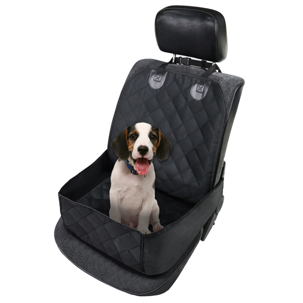 Pet Seat Cover Waterproof Car Single Seat Front Cover for Dog Pet Seat Protector Pet Mat