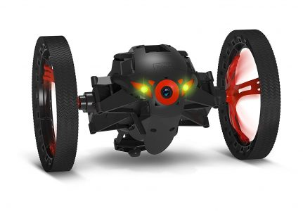 Parrot Minidrone Jumping Sumo - Camera And Body - Black