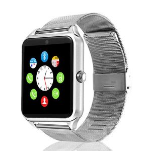 Cheap smart watches android Z60 1.54inch Pedometer Sedentary Remind TF Card GSM Camera Bluetooth