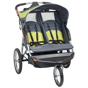 Baby Trend Expedition Double Jogger Stroller