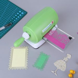 Craft Cutters and Embossers DIY Plastic Paper Cutting Machine