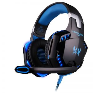 Good Cheap gaming headsets KOTION EACH G2000 Over Ear Stereo Bass Gaming Headphone