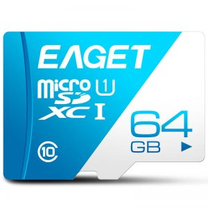 EAGET T1 Micro SD Card Memory Card Class 10 TF Card