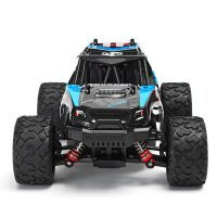 HS 18311/18312 1/18 35km/h 2.4G 4CH 4WD High Speed Climber Crawler RC Car Toys - Blue