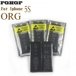 FGHGF 10 pieces apple iphone 5s battery replacement high quality original battery