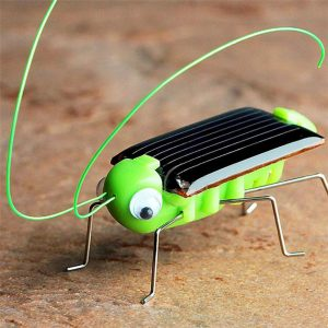 Solar Toys For Kids Educational Powered Grasshopper Robot Toy Powered Toy Gadget Gift Dropshipping 2018