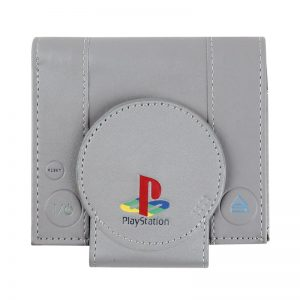 GAMING CONSOLE Playstation wallet Retro and super cool Men Wallets Leather Purse  Bi-Fold