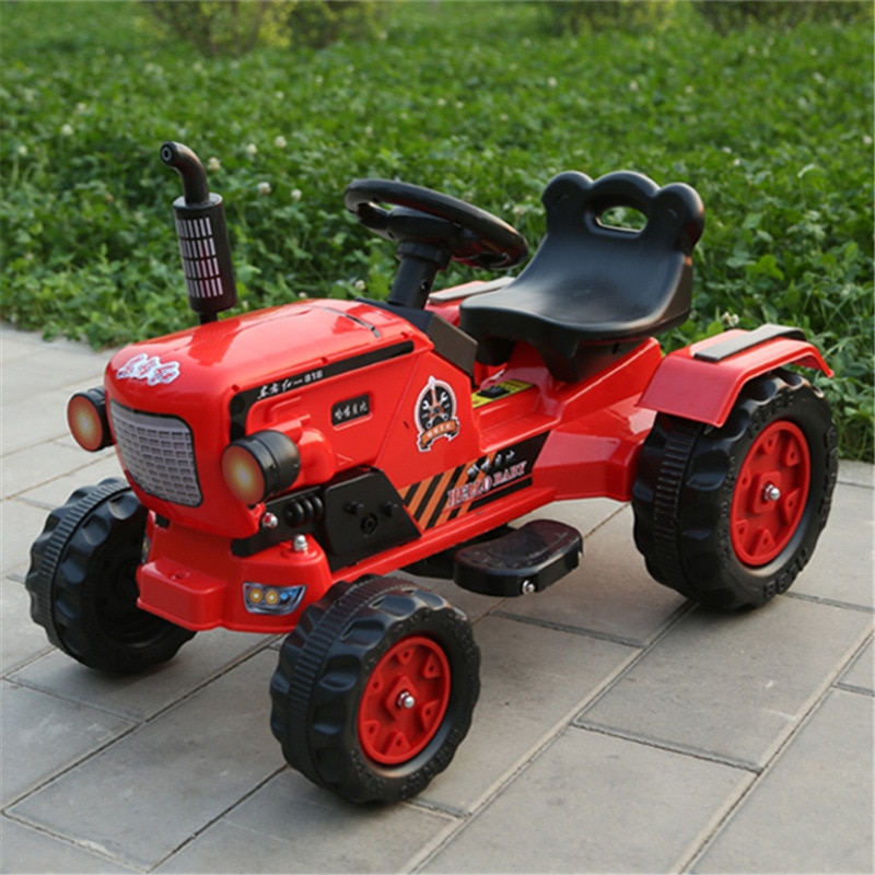 Big Boys Electric Toy Car Tractor Electric Cars For Kids To Ride