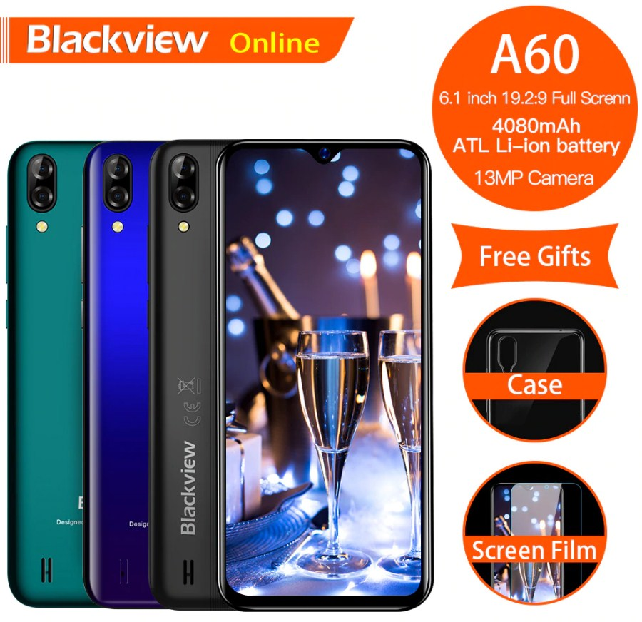 Blackview A60 Original 6 1