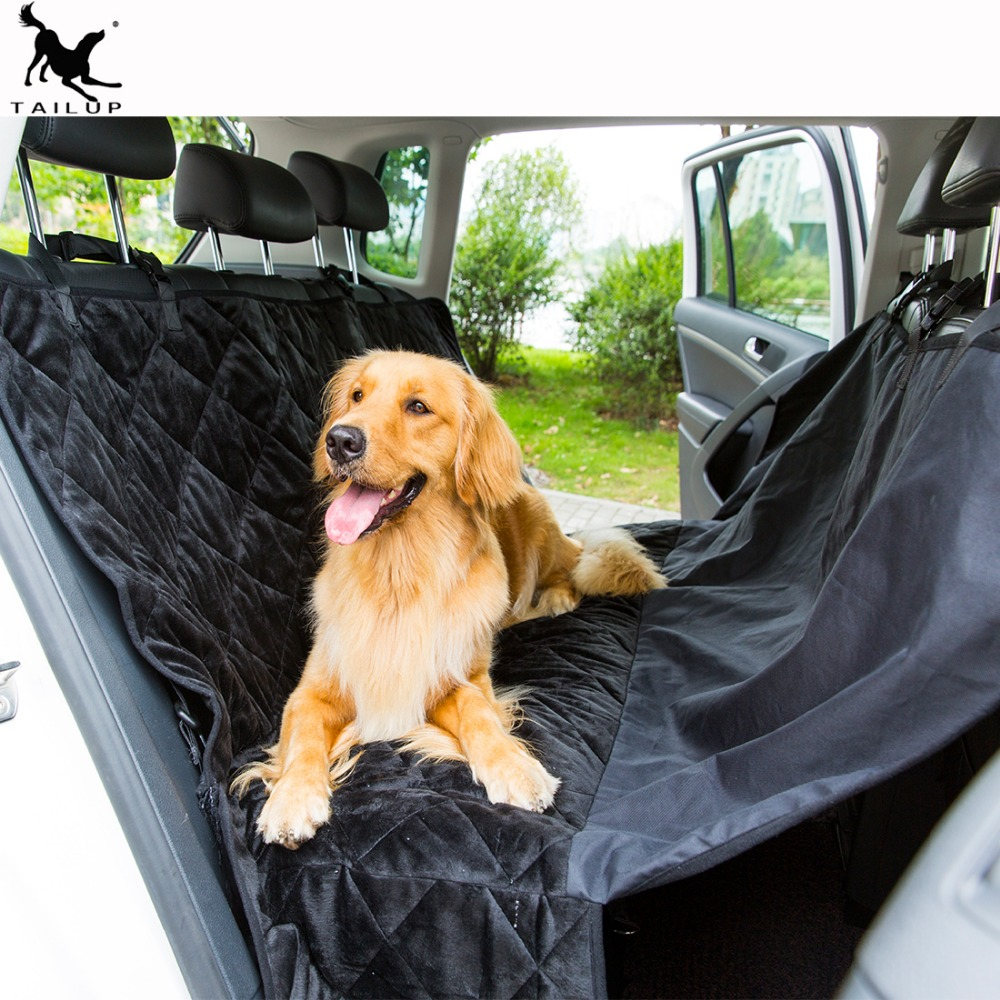 Dog Car Protector >> Tailup Dog Car Seat Cover For Dogs Pet Car Protector Waterproof High Quality Dog Car Carrier Covers Travel Accessories Py0014 Volgopoint
