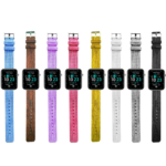 ADVANCED SMARTWATCH WITH THREE BANDS 5