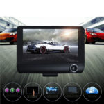 CAR DASH CAM WITH LARGE SCREEN