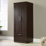 Cabinet Armoire with Garment Rod 2