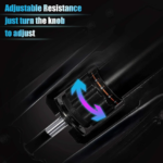 Home Chest Expander with Resistance 4