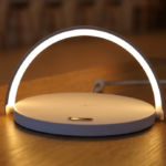 LED WIRELESS PHONE CHARGER AND STAND 7