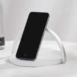 LED WIRELESS PHONE CHARGER AND STAND 8