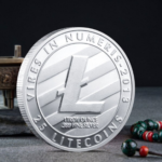 Litecoin Coins Currency Collection -3