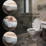 TOILETS WITH LED MOTION LIGHT 4