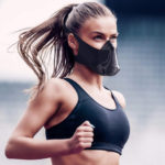 WORKOUT SPORTS MASK WITH 24 LEVELS