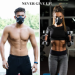WORKOUT SPORTS MASK WITH 24 LEVELS 4