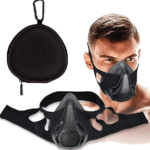 WORKOUT SPORTS MASK WITH 24 LEVELS 5